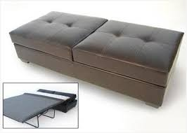 convertible sofa bed with storage best of ottoman sleeper