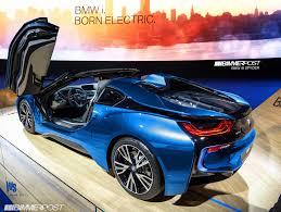 Bmw I8 Blue - bmw i8 spyder u2013 wild speed