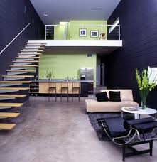 Simple Modern Single Home Design Ideas on Small Site Home