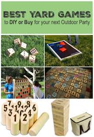 backyards cozy adults and kids compete in a variety of backyard