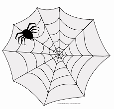 halloween spider clipart black and white halloween spider web clipart gallery clip art library