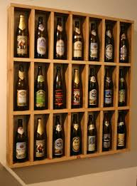 pint glass display cabinet bottle display on pinterest glass wine cellar cigar lounge