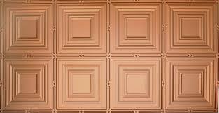 Copper Backsplash Kitchen Faux Copper Backsplash Amazon Com Very Cheap Decorative