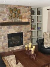 Floating Fireplace Mantels by Wood Fireplace Mantel Shelf Floating Rustic Mantle Beam Wall