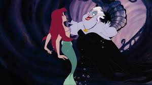 mermaid favorite gothic villain reel