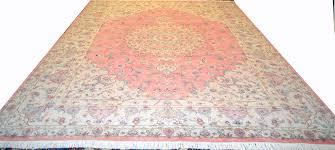 Pink Oriental Rug Pink Benam Wool Persian Rug Item Ka 101