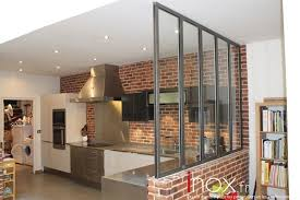 fenetre separation cuisine fenêtre d atelier pour une séparation entre la cuisine et le coin