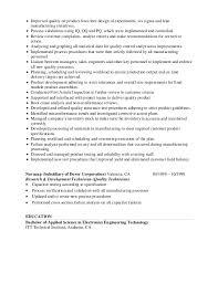 Failure Analysis Engineer Resume Mike Stewart Resume Quality Engineer 01 12