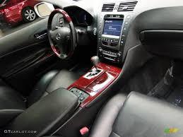 lexus gs 350 black black interior 2008 lexus gs 350 photo 39913463 gtcarlot com