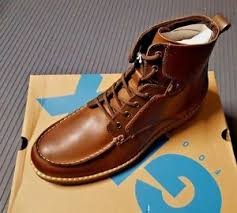 s boots size 12 gbx layne leather s boots shoes brown size 12 in box ebay