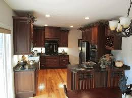 Black Kitchen Cabinets White Subway Tile Dark Kitchen Cabinets With Light Wood Floors Natural Brown Wooden