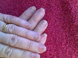 acrylic horror pinkies mobile nails solihull gel shellac