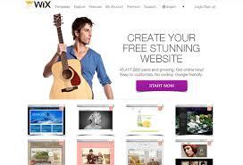 wix review top 5 website builders websitebuilder net
