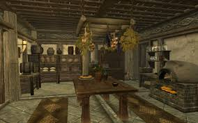shezrie u0027s hearthfire kitchens and greenhouses at skyrim nexus