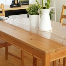 clear vinyl table protector clear pvc vinyl oilcloth tablecloth table protector waterproof cove