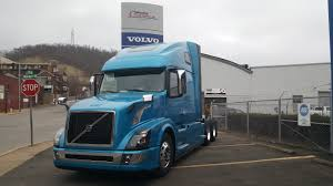 2018 volvo truck vnl64t670 d13 engine i shift trans bright