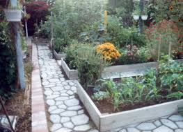 100 treated lumber vegetable garden converting lawn into dunneiv