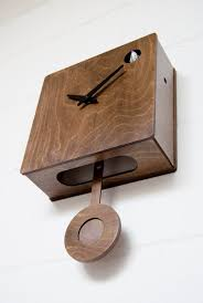 very exclusive cuckoo clock designed and made in hackney wick