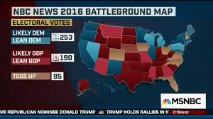 Midterm Election Map by What The 2016 Electoral Map Looks Like As Of May 6 2016 Youtube