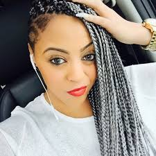 looking for black hair braid styles for grey hair silver hair 30 gorgeous silver hairstyle ideas