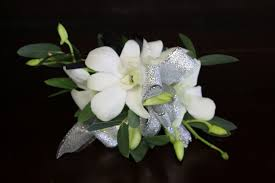 White Corsages For Prom Prom Corsages And Boutonnieres Martin U0027s The Flower People