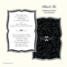 black tie wedding invitations black tie wedding invitations black formal black tie wedding