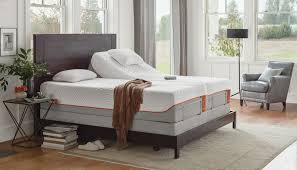 Bed Frames For Tempurpedic Beds Modern Style Bedroom Decoration With Adjustable Beds Tempurpedic