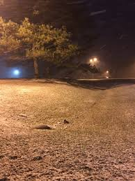 Winter Lane Light Flurries by Wtva Weather Wtvaweather Twitter