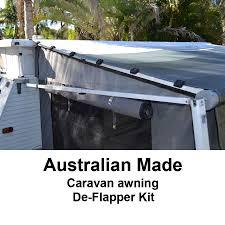 Rv Awning Deflappers Flap Kit Supa Peg Australia