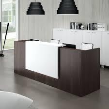 Used Modern Office Furniture by Desk Modern Reception Counter Design Ideas Modern Reception Desk
