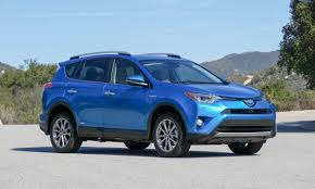 toyota american models most fuel efficient suvs of 2016 autonxt