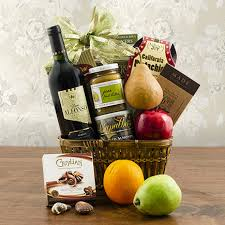 kosher gift baskets sea of galilee fruit wine kosher gift basket capalbos gift