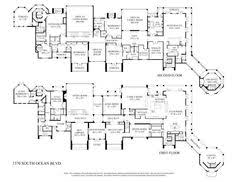 floor plans for mansions mega mansion floor plans ideas for the house