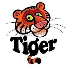 cute tiger face clip art clipart panda free clipart images