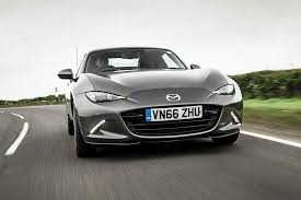 mazda maker mazda mx 5 rf long term test review by car magazine