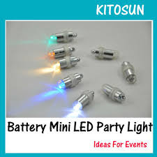 international shipping battery operated micro mini led lights for