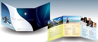 cool brochure templates 20 simple yet beautiful brochure design