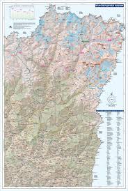 Nepal On Map Great Himalaya Trail Get Trekking Nepal Maps