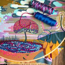 Anna Maria Horner Home Decor Fabric by Anna Maria Horner U2013 Wildboho