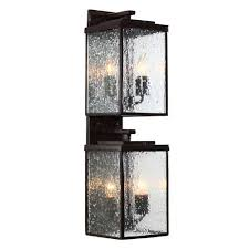 Outdoor Wall Sconce Mission You 4 Light Outdoor Wall Sconce By Varaluz Ylighting