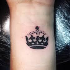 crown tattoo images u0026 designs