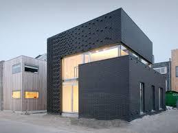 modern brick house contemporary brick house homepeek