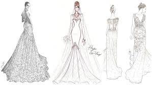 design dress how to design a one of a wedding dress