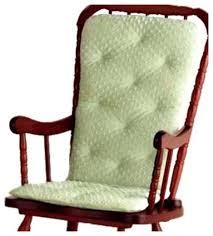 Rocking Chair Cushion Sets For Nursery Rocking Chair Design Rocking Chair Cushion Set Walmart Rocking