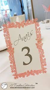 Wedding Invitations Montreal Montreal Laser Cut Invitation U0026 Floral Centerpiece