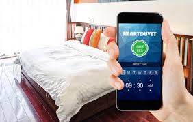 this smartduvet robot will make your bed for you men u0027s health