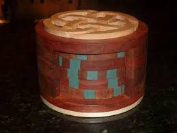 Free Wooden Puzzle Box Plans by 11 Best Puzzle Boxes With Free Plans Images On Pinterest Puzzle