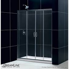 dreamline showers visions sliding shower door