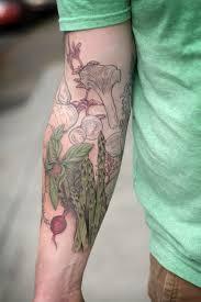 tattoos wip vegetable tattoo men with tattoos portland tattoo shop
