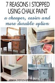 is chalk paint recommended for kitchen cabinets 7 reasons i don t use chalk paint on furniture and what i